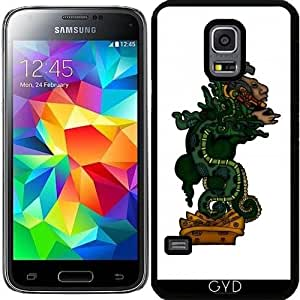 Funda para Samsung Galaxy S5 Mini - Dios Serpiente Maya by Adamzworld
