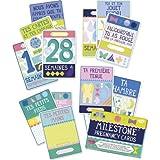 Milestone Cards Erinnerungskarten an die Schwangerschaft, verschiedene Motive