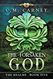 The Forsaken God: The Realms Book Five: (An Epic LitRPG Series)