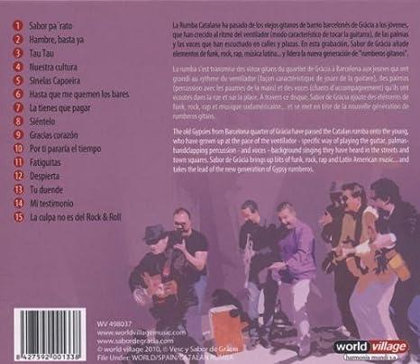 Sabor Pa Rato: Sabor de Gracia: Amazon.es: Música