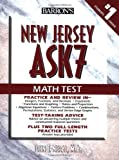 Barron's New Jersey ASK7 Math Test, John Neral, 0764139436