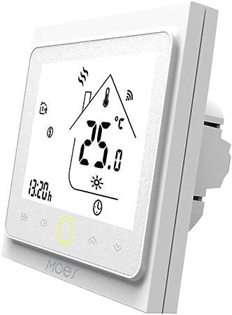 400 W portable plug-in de chauffage avec télécommande thermostat réglable Timer DEL