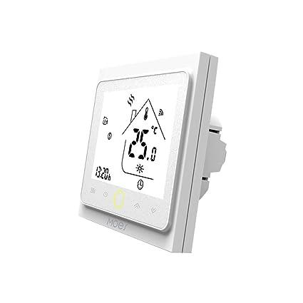 MOES WiFi Termostato inteligente Controlador de temperatura ...