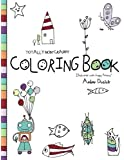 Totally Non-Crappy Coloring Book: Illustrated with Crappy Pictures