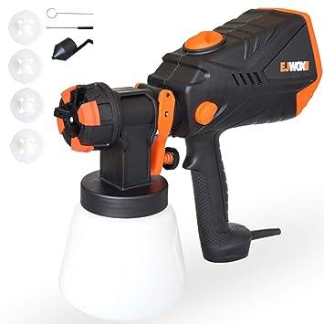 Paint Sprayer 1000ml Min 600 Watt High Power Hvlp Home Sprayers