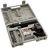 Hiltex 9Y-4U2D-H0GN Cordless Die Grinder Rotary Tool Kit (61 Piece)