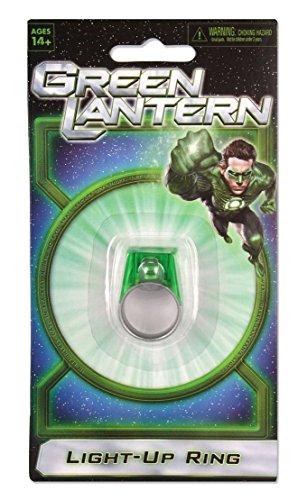 Green Lantern Costume Movie (Green Lantern Movie Light-Up Ring Replica (NECA))
