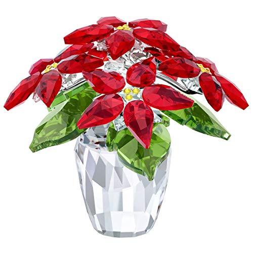 Swarovski Crystal Poinsettia, Large (Poinsettia Prices)