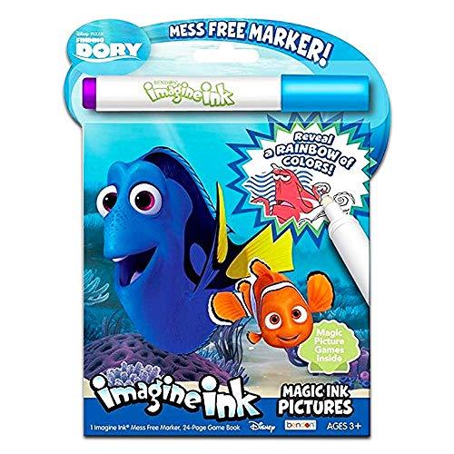 Disney Finding Dory Magic Ink Activity Book ()