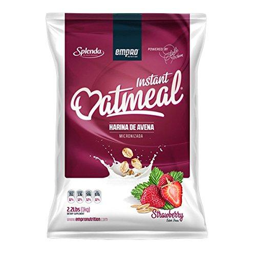 EMPRO Nutrition - Harina de Avena - 1kg - Galleta: Amazon.es: Alimentación y bebidas