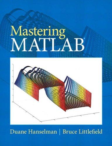 Mastering Matlab Ebook