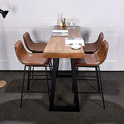 Mesas de Bar Cocina Mesa de bar for desayunos Comedor cuadro de la ...