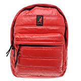 Kangol Padded Backpack Fun Colours Europe style (RED/BLACK)