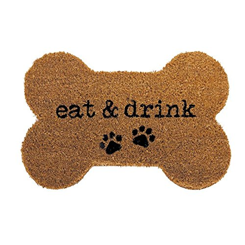 "Mud Pie ""Eat & Drink"" Placemat 12"" X 17 1/2"""