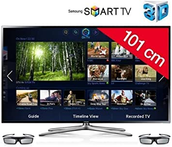 SAMSUNG Televisor LED 3D Smart TV UE40F6400 + Barra de sonido HW-F450: Amazon.es: Electrónica