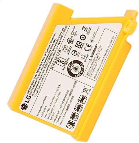 Batería para aspirador robot EAC62218205 LG: Amazon.es: Grandes electrodomésticos