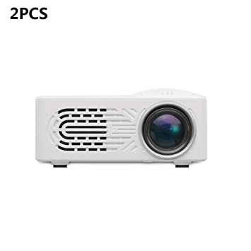 ZUKN Proyector Mini 1080P Full HD Inteligente Micro Micro Portátil ...