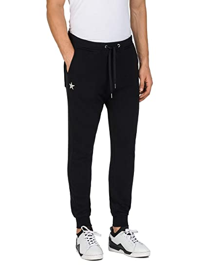 458d089bb1 Replay Slim Fit Joggers: Amazon.co.uk: Clothing
