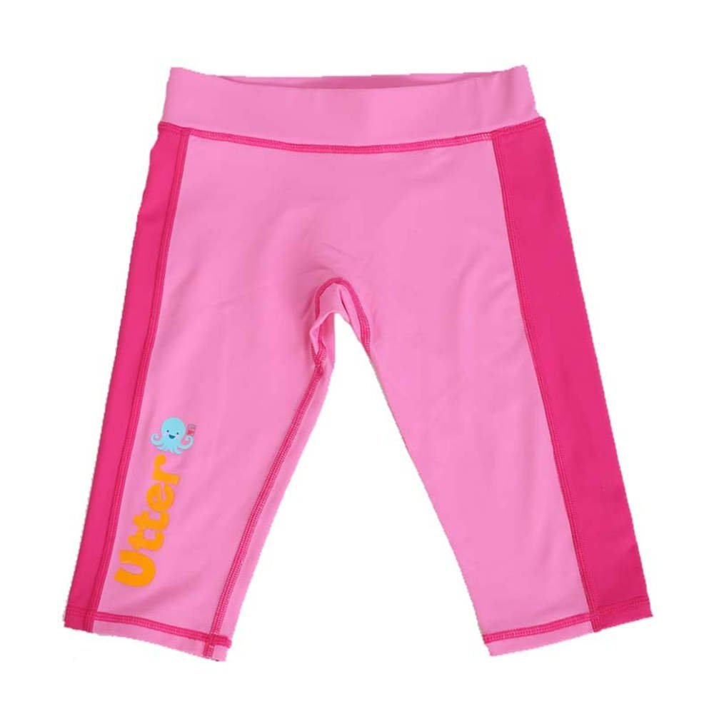 UTTER UPF50+ Boys Girls Swim Shorts UV Rash Guard Swimsuit Leggins Pants 0-13Y