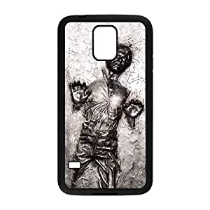 Carbonite han solo Phone Case for Samsung Galaxy S5