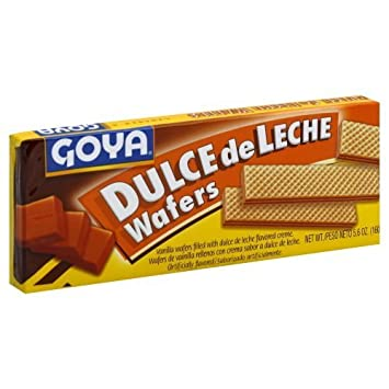Goya Dulce de Leche Wafers by Goya