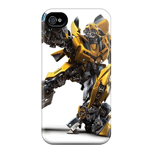 Series Skin Case Cover For Iphone 4/4s(transformers - Bumblebee Iphone 4 Case