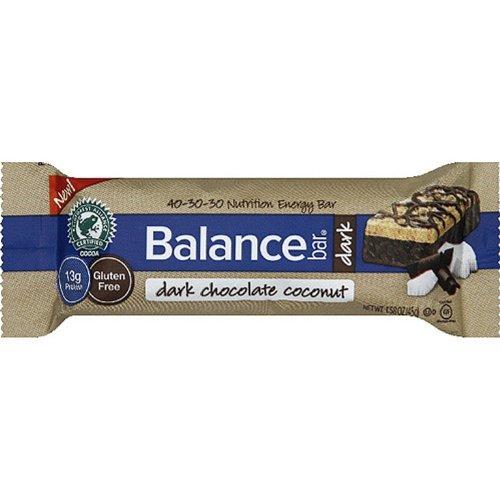 - Balance Bar Nutrition Energy Bar, Dark Chocolate Coconut, 15 Count