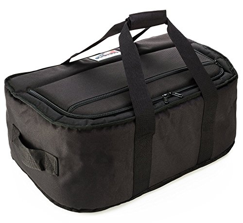 AO Coolers Stow-N-Go Cooler, Black, ()