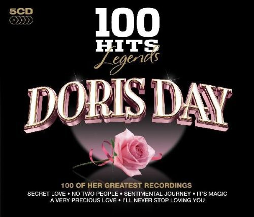 Doris Day - 100 Hits Legends by 101 DISTRIBUTION
