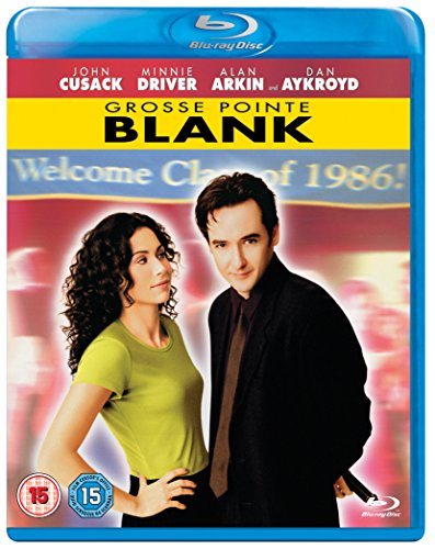 Grosse Pointe Blank [Blu-ray] [Region Free]