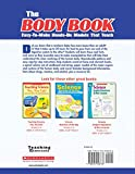 The Body Book: Easy-to-Make Hands-on Models That