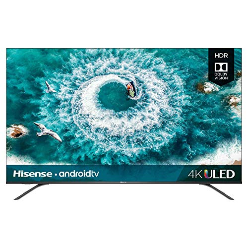Hisense 65H8F 65-inch 4K Ultra HD Android Smart LED TV HDR10 (2019) (Renewed)