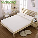 Grounding Brand Extra Deep Fitted Queen Size Sheet