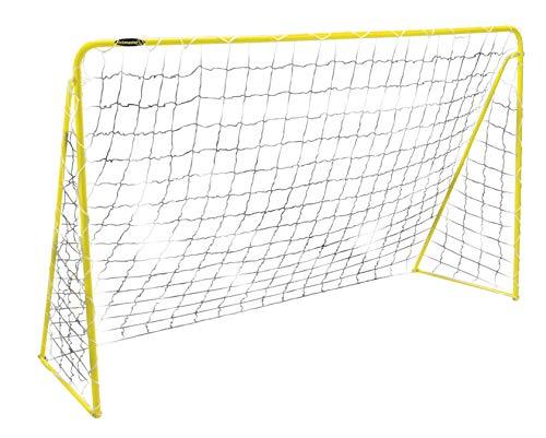 Kickmaster Premier Goal - Yellow, 6Ft