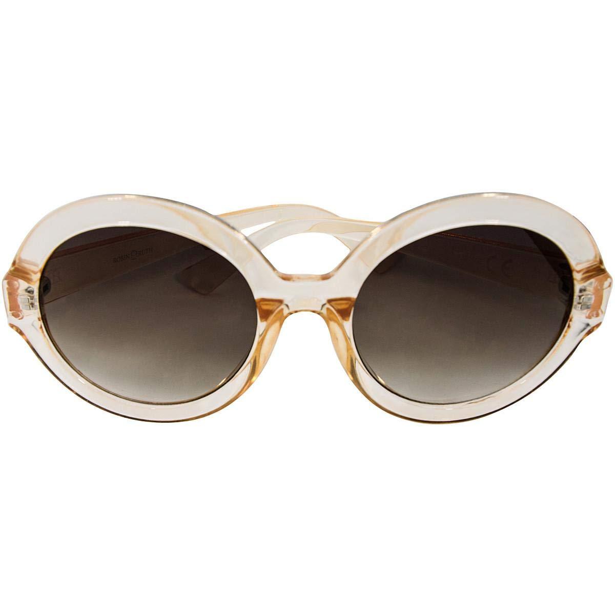 4edda09236b Amazon.com  Robin Ruth NUREET Limited Collection Designer Sunglasses-Peach   Sports   Outdoors