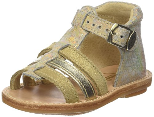 Minibel Fille Or Holo Metal Bébé Keglaee18 Multi Or Sandales tqxY1twgr