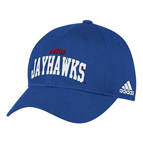 Kansas Jayhawks Adidas Basketball - adidas NCAA Kansas Jayhawks Women's Mascot Cap, Royal, One Size