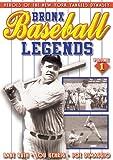 Baseball - Bronx Baseball Legends, Volume 1