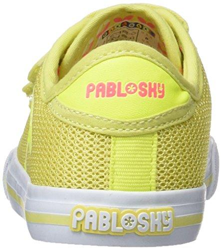 Pablosky 941290, Zapatillas para Niñas Amarillo (1)