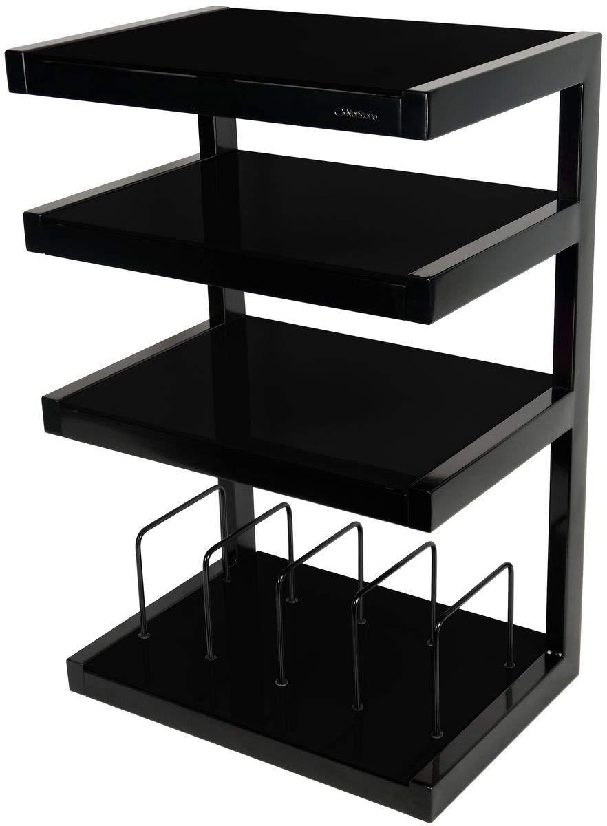 NorStone Esse Hifi - Estantería para equipo de sonido (4 estantes ...