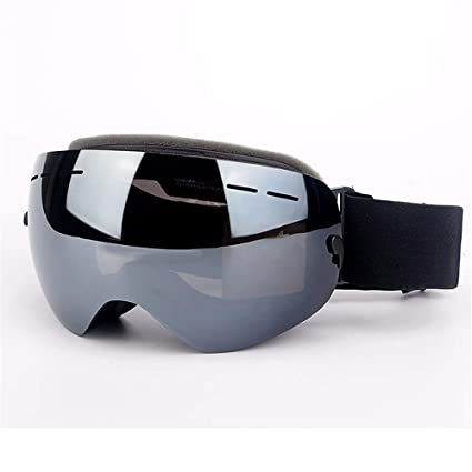a6c11ab7a523 Image Unavailable. Image not available for. Color  FRFG Ski Sports  Sunglasses Double Anti-Fog ski Goggles for Men and Women