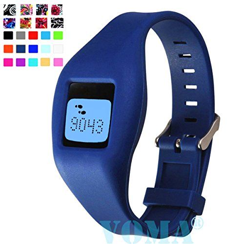 VOMA USA Fitbit Zip Wristband/Fitbit Band/Fitbit Zip Band/Fitbit Wristband/Fitbit Bracelet/Fitbit Zip Replacement Band(Nvblu)