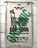 HI-POP Organic Yellow Butterfly Popcorn - Bulk 50lb Bag