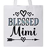 Inktastic - Blessed Mimi Gift Tote Bag White 2f090