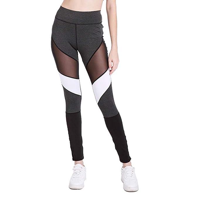 05ffa231b0f3e Leggins Mujer Deportivas Yoga Pantalones