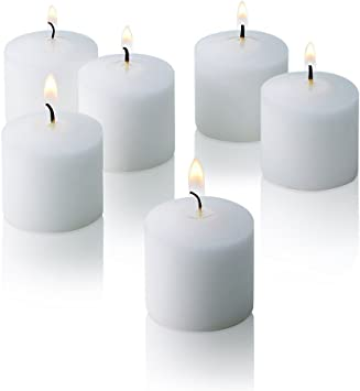 Fresh linen scented tin candle 10cl