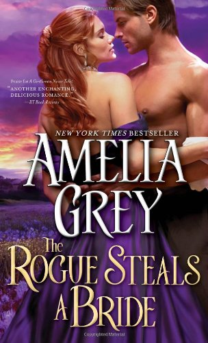 book cover of The Rogue Steals a Bride