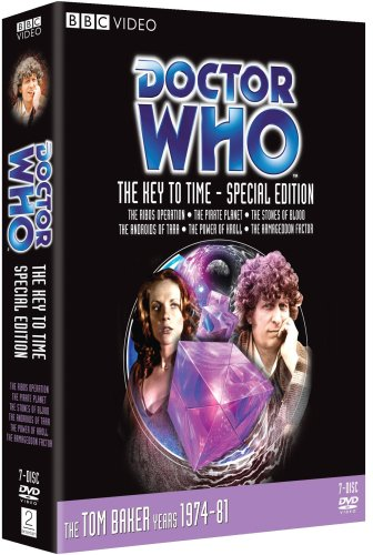 Doctor Who: The Key to Time (Special Collector's Edition) (Stories 98-103) by Warner Manufacturing