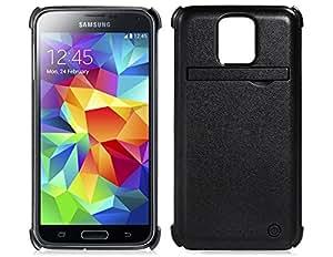 EU 4200mAh Backup Battery Power Bank for Samsung Galaxy S5 I9600 (Black)