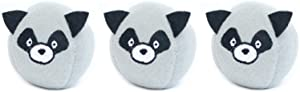 ZippyPaws - Farm Pals Burrow, Interactive Squeaky Hide and Seek Plush Dog Toy